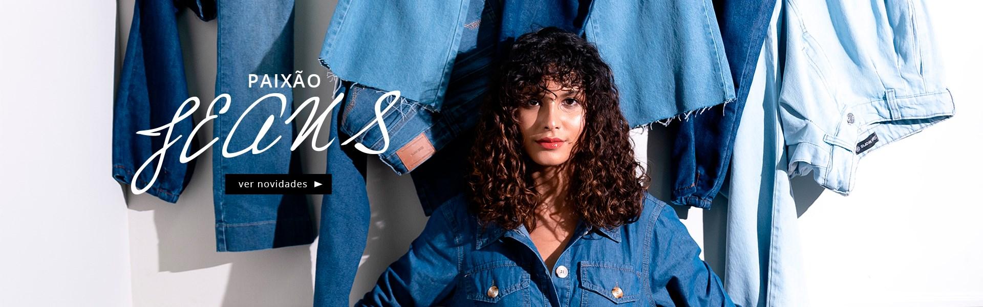 novidade em jeans