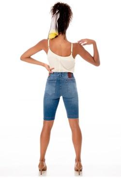 Bermuda Ciclista Jeans