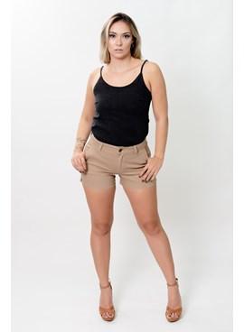 Short em Sarja Lisa