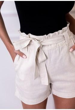 Shorts Clochard Linho