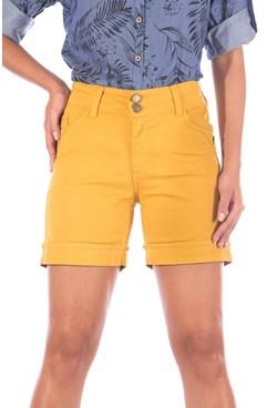 Shorts Meia Coxa c/ Elástico